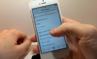 Cara Menghapus Kontak di iPhone Seluruhnya Secara Sekaligus