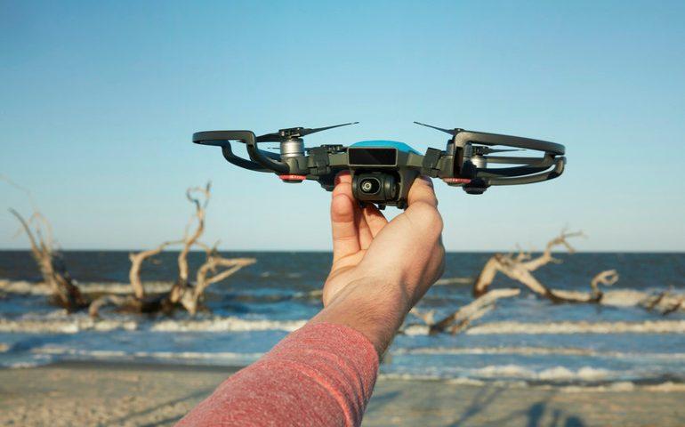 DJI Spark, Drone Mini nan Ringan Diluncurkan