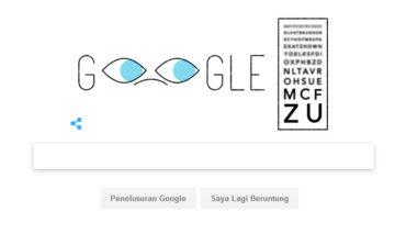 Soal Ferdinand Monoyer, Ini Kata Google