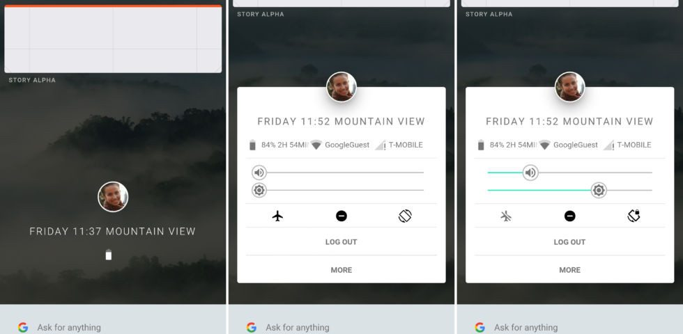 Antarmuka Fuchsia, Sistem Operasi Baru Google Terungkap