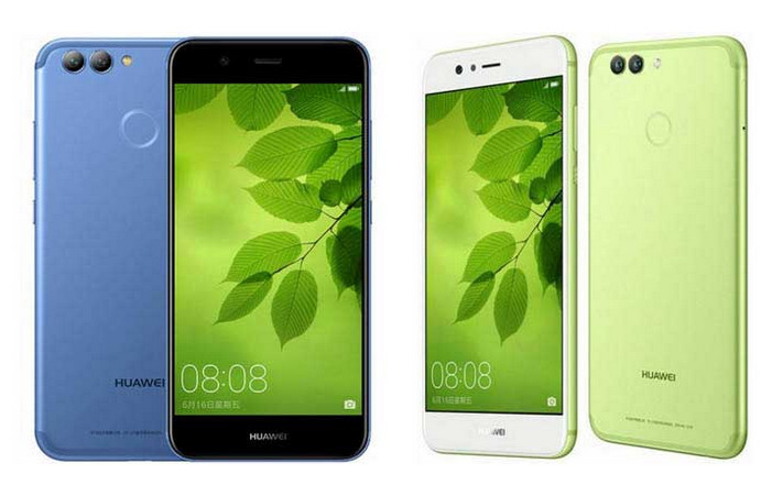 Huawei Nova 2 & Nova 2 Plus dengan Kamera Gahar Diluncurkan