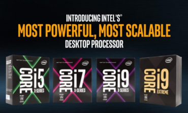 Intel Luncurkan Prosesor Seri Core i9 dari X-Series Baru