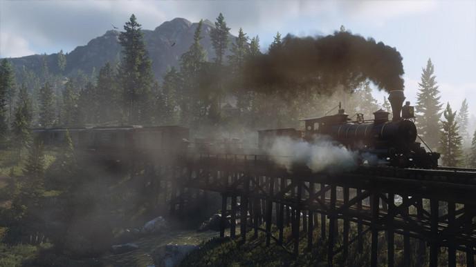 Jendela Peluncuran Red Dead Redemption 2 5