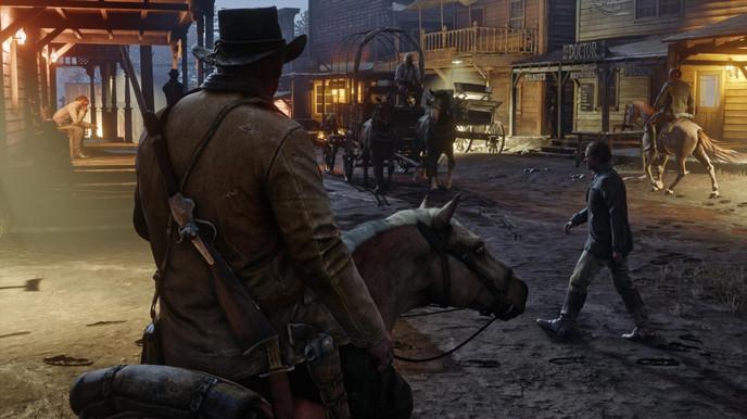 Jendela Peluncuran Red Dead Redemption 2 6