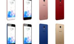 Meizu M5c, Ponsel dengan Beragam Pilihan Warna Diluncurkan