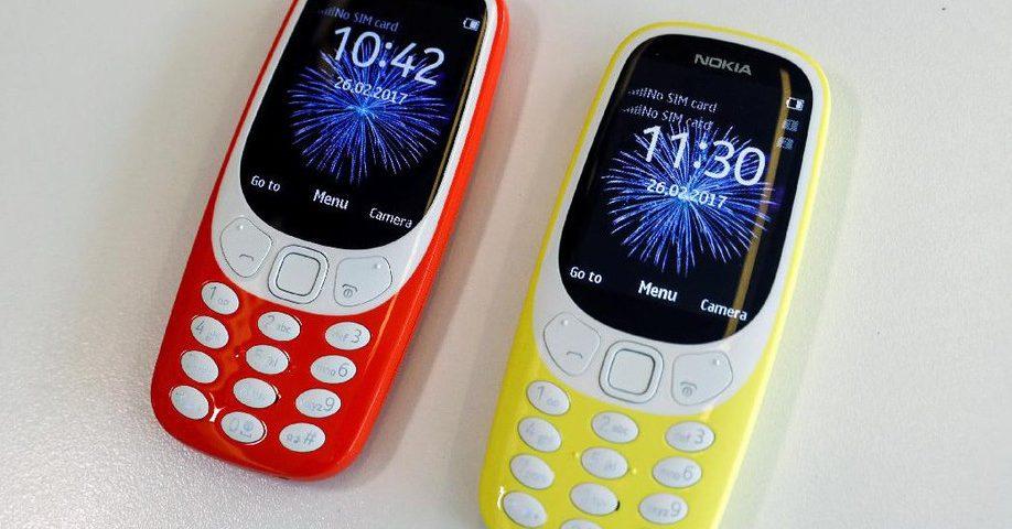 Nokia 3310 Mulai 'Mendunia'