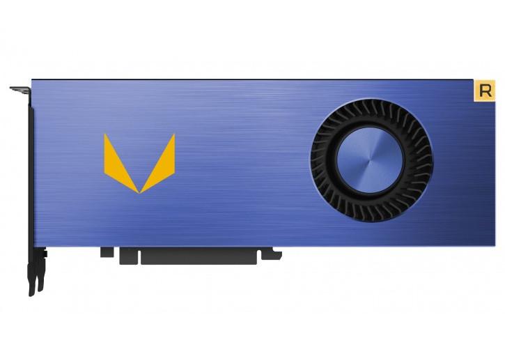 Radeon Vega Frontier Edition, GPU Andalan Baru dari AMD