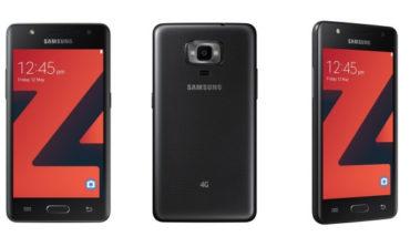 Samsung Z4, Ponsel Tizen Berikutnya dari Samsung Diluncurkan