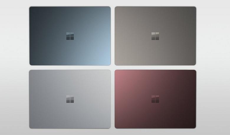 Laptop Surface Terbaru dari Microsoft Diumumkan
