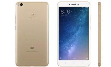 Xiaomi Mi Max 2 Diluncurkan, Baterai Tahan 2 Hari!