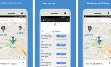 GPS Pelacak Nomor HP, Aplikasi untuk Melacak Posisi Keluarga dan Teman Anda