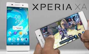 Update Android Nougat untuk Sony Xperia XA Bergulir