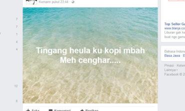 Penasaran Cara Membuat Status Berlatar Foto di Facebook? Begini Bikinnya...