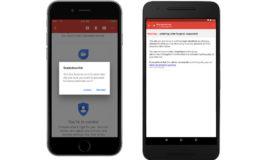 Gmail Bereaksi Jika Ada Link Pishing di iOS