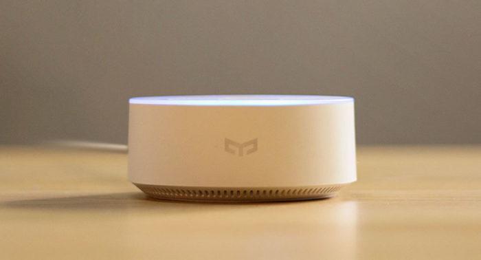 Yeelight, Speaker Xiaomi Berotak Alexa