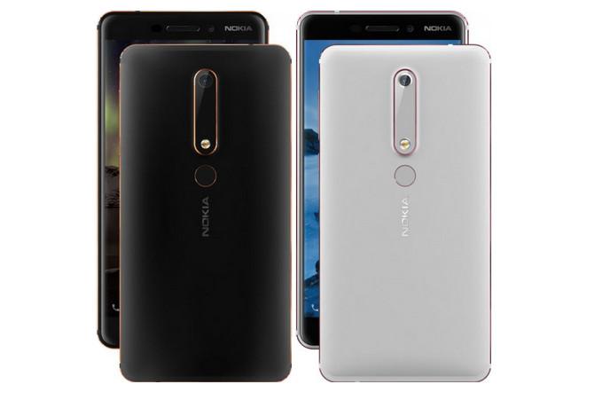 Nokia 6 Generasi Kedua (2018) Kini Lebih Bertenaga
