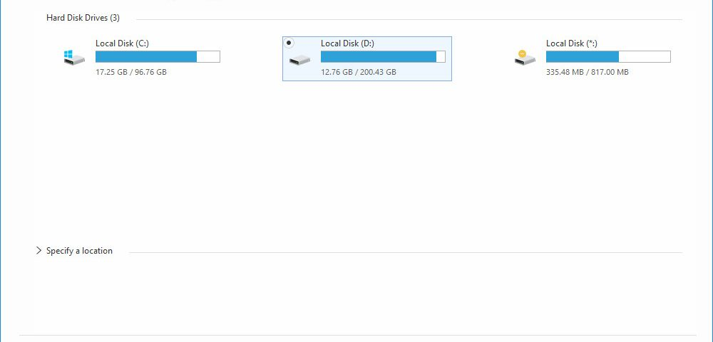 Cara Mengembalikan File / Data yang Hilang Terhapus dengan Easeus Data Recovery Wizard